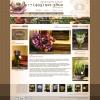 Дизайн сайта интернет-магазина цветов.