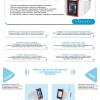 Дизайн промо-сайта сотового телефона.