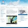 Дизайн главной страницы сайта НП «ИСЗС-Монтаж».