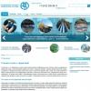 Главная страница сайта компании инженерных коммуникаций.