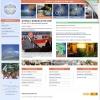 Дизайн сайта журнала «ЮНИДО в России».