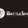 Логотип для онлайн-игры BattleSpace (космическая стратегия).