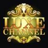 Обрисовка лого для видео-проекта медиа-группы «Luxe Media Group» и студии «Pixtrim», посвященного жизни в стиле «премиум».