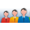 Иконка «Члены СРО» для раздела сайта.