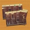 Лифлет А4 (три фальца) для косметической серии.
